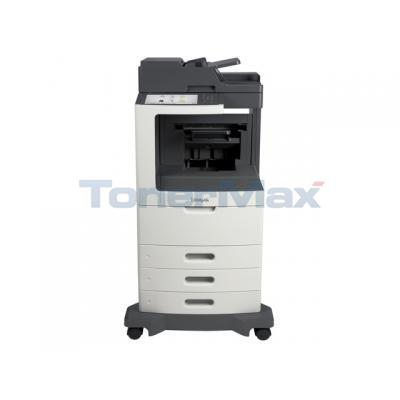 Lexmark MX810dtfe MFP